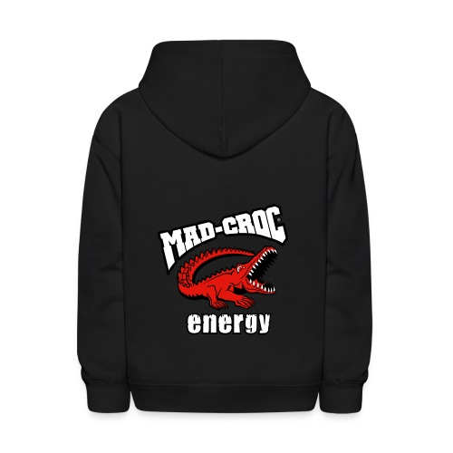 10_MC_Logo_13-5°_Energy_Gray 2.png - Kids' Hoodie
