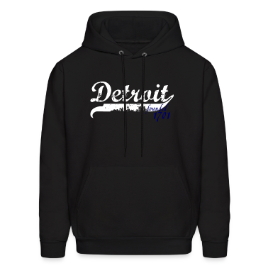 Detroit 1701 Hoodies