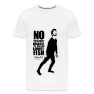 T-Shirts ~ Men's Premium T-Shirt ~ Matt and Dave (aka Coco)