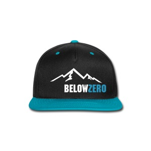 Bz Mountaintop Snap-Back (White) - Snap-back Baseball Cap