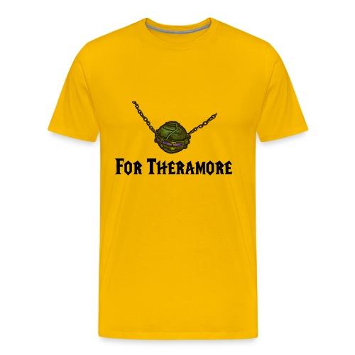 For Theramore - Men's Premium T-Shirt