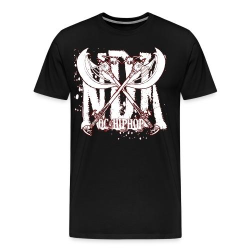 ndk Axe shirt - Men's Premium T-Shirt