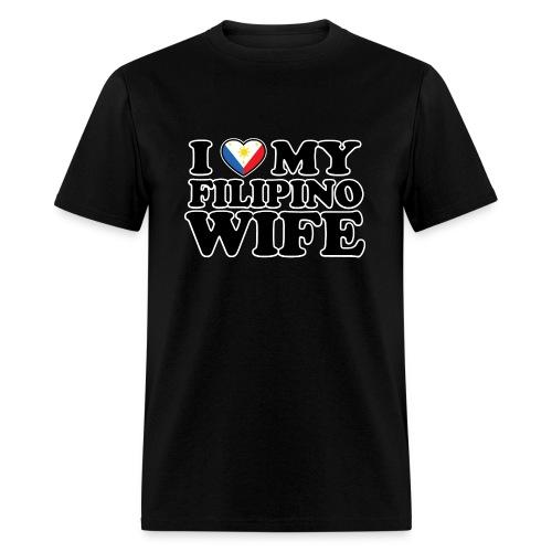 Wife Love  - Men's T-Shirt