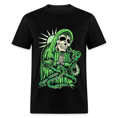 Skeleton Priest - Men's T-Shirt