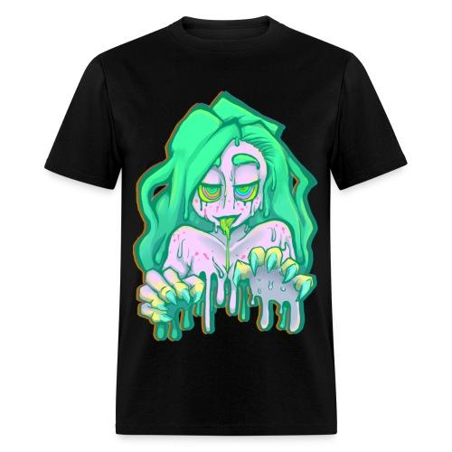 Zombie Babe - Men's T-Shirt