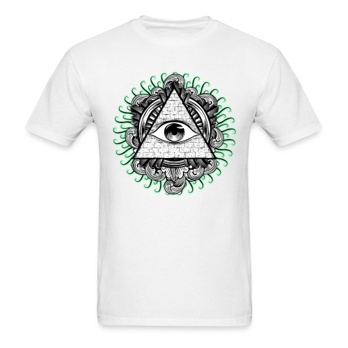 All Seeing Eye - Men's T-Shirt
