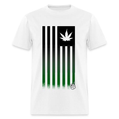 420 Flag - Men's T-Shirt