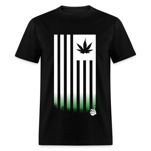 420 Flag 2 - Men's T-Shirt
