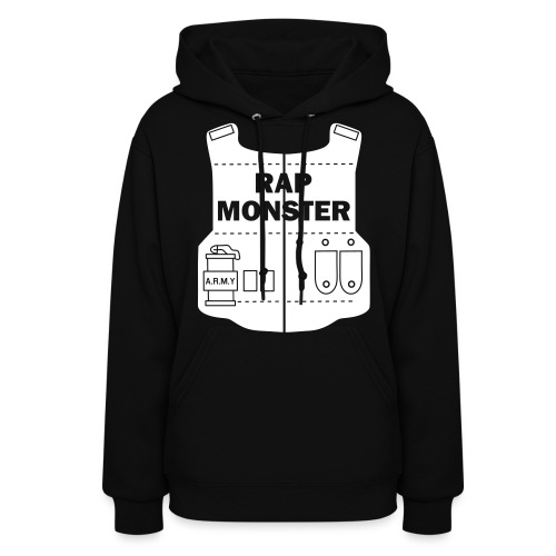 BTS- Rap Monster Vest - Women's Hoodie