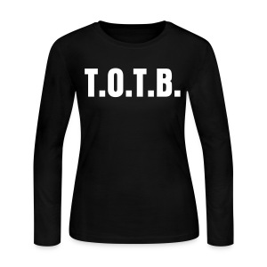 Long Sleeve  - Women's Long Sleeve Jersey T-Shirt