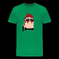 T-Shirts ~ Men's Premium T-Shirt ~ Nunchuck Charlie