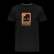 T-Shirts ~ Men's Premium T-Shirt ~ DeadToast Logo