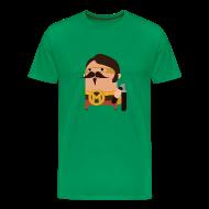 T-Shirts ~ Men's Premium T-Shirt ~ Senhor Mortadela
