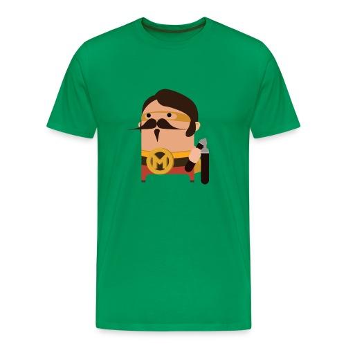 Senhor Mortadela - Men's Premium T-Shirt