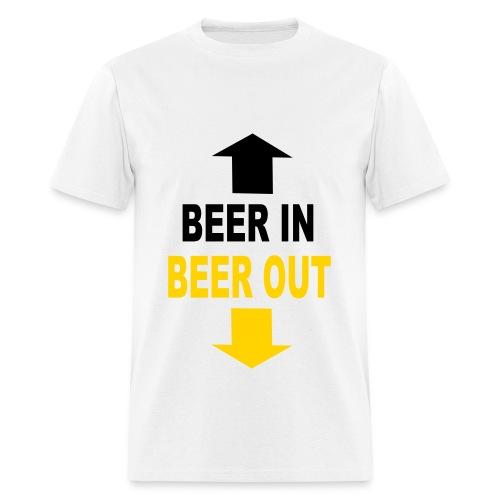 Drinkin Shirt - Men's T-Shirt