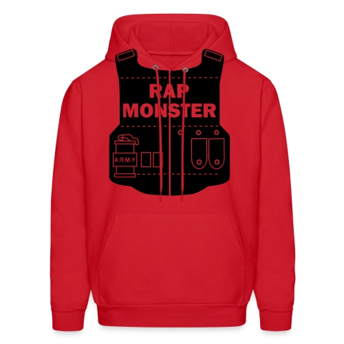 BTS- Rap Monster Vest - Men's Hoodie