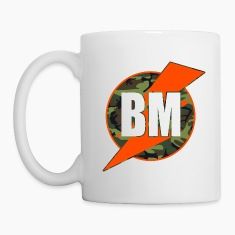 Best Man Camo Hunting Bottles & Mugs