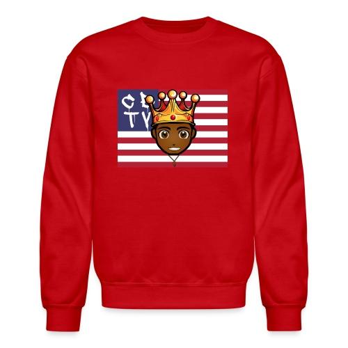CBTV Tee Shirt - Crewneck Sweatshirt