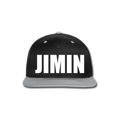 BTS- Jimin - Snap-back Baseball Cap