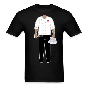 SF chef - Men's T-Shirt
