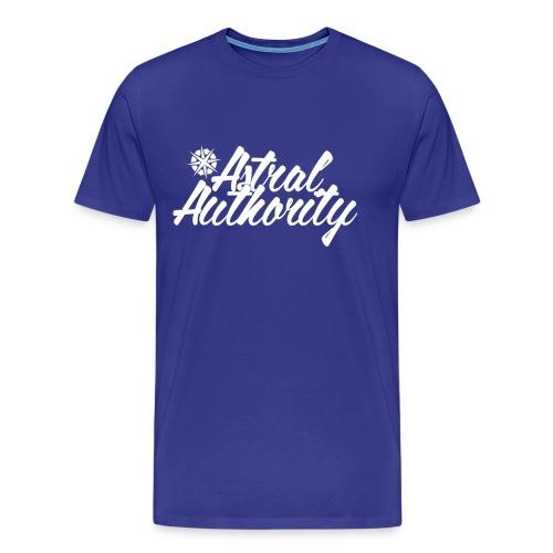 AstralAuthority Pen T-Shirt Men's - Men's Premium T-Shirt