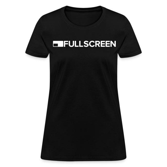Fullscreen Women's T-Shirt
