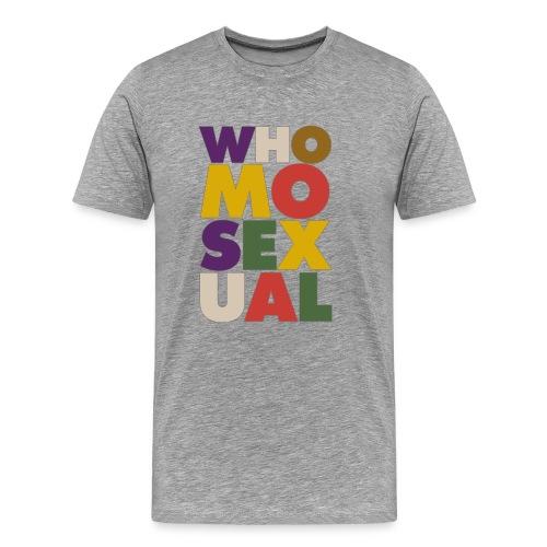 Premium T-Shirt (Whomosexual) - Men's Premium T-Shirt