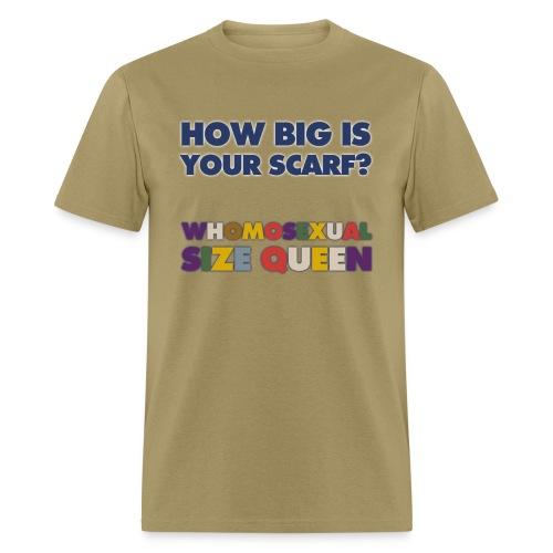 Standard Weight T-Shirt (Size Queen) - Men's T-Shirt