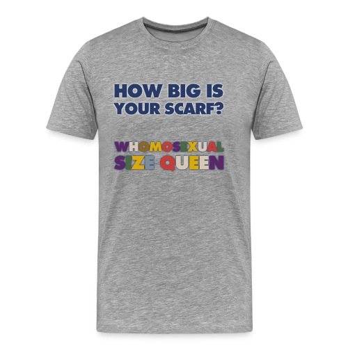 Premium T-Shirt (Size Queen) - Men's Premium T-Shirt