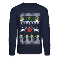 CHRISTMAS IN WISCONSIN Long Sleeve Shirts