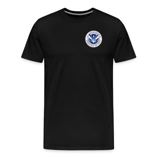 US department of homeland  NIMS - Men's Premium T-Shirt