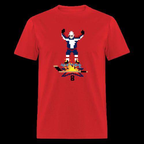 8-Bit Hot Stick Men's T-Shirt - Men's T-Shirt