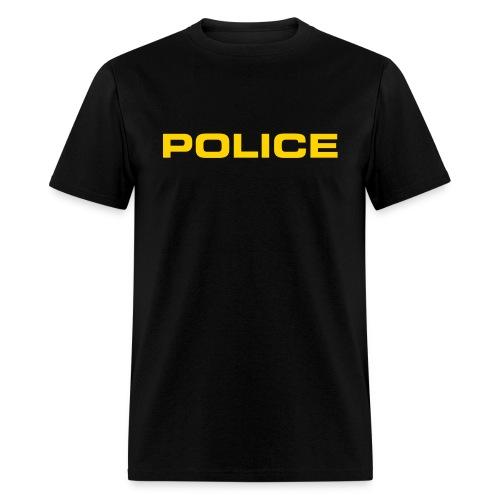 Police T - Men's T-Shirt