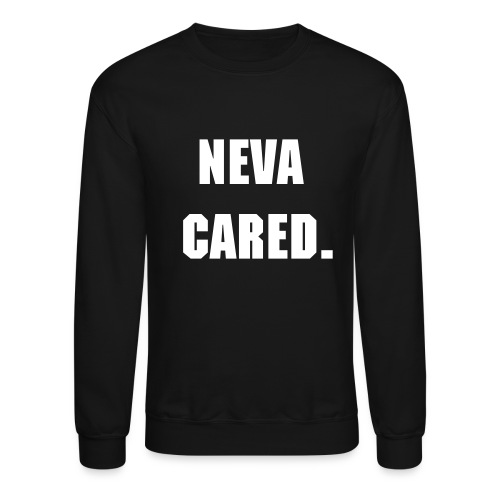 NEV A CARED CREWNECK - Crewneck Sweatshirt