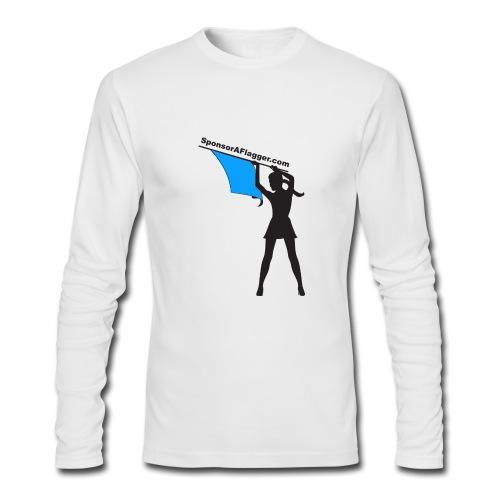 SaF long sleeve men's - Men's Long Sleeve T-Shirt by Next Level
