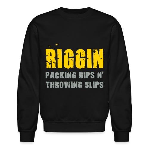 LS Riggin Packing Dips - Crewneck Sweatshirt