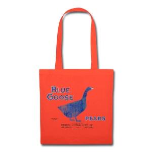 Blue Goose Pears Tote Bag - Tote Bag
