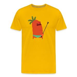 Kinky the Carrot - Men's Premium T-Shirt
