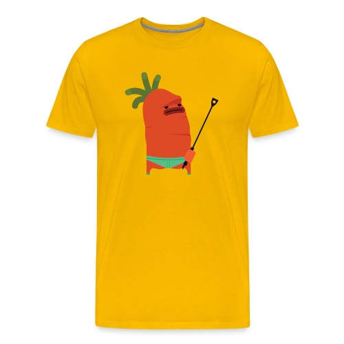 Kinky the Carrot - Men's Premium T-Shirt