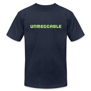 Unmeggable Men's Tee - Men's T-Shirt by American Apparel
