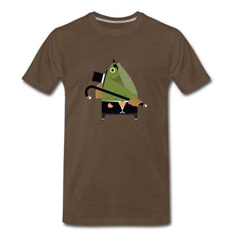 Fishy Frank - Men's Premium T-Shirt