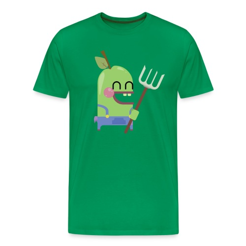 Apple Man - Men's Premium T-Shirt