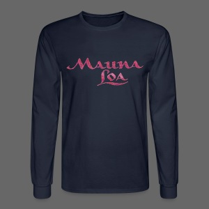 Mauna Loa - Men's Long Sleeve T-Shirt