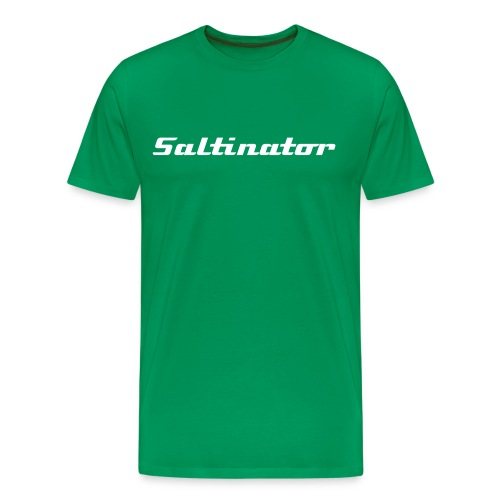 Saltinator Big Leb Tee - Men's Premium T-Shirt