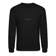 Long Sleeve Shirts ~ Crewneck Sweatshirt ~ Cinco sweater