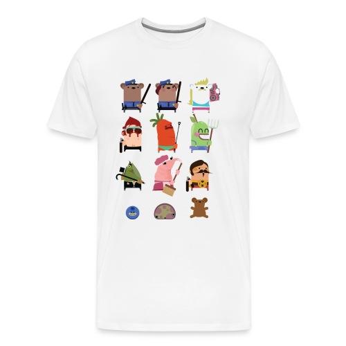 One Big Happy Family - Men's Premium T-Shirt