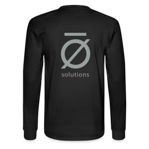 Standard fit Long Sleeve Tee - Men's Long Sleeve T-Shirt
