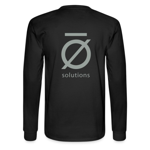 Standard fit Long Sleeve Tee - Men's Long Sleeve T-Shirt