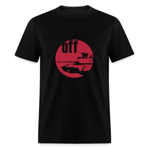 BOSSLEVEL - KYR Off Tank - Men's T-Shirt