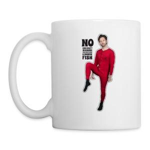 Dave Bondy Fish - Coffee/Tea Mug